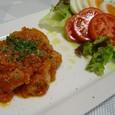 チキンのトマト煮込み(20070129)