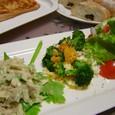 3種類のサラダ(20070205)