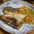 アジの野菜甘酢あんかけ(20070301)