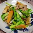 野菜炒め(20070321)