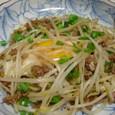 もやし卵オイスター炒め(20070529)