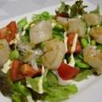ホタテと枝豆の柚子こしょうサラダ(20070620)