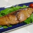 ブリの生姜焼き(20070730)
