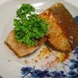 鮭のマヨ醤油焼き(20070808)