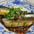 秋刀魚のピリカラ煮(20071123)