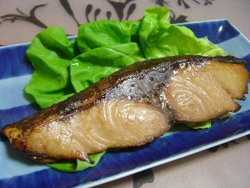 ブリの味噌漬け(20071210)